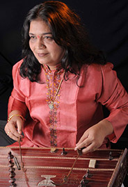 santoor-player